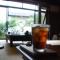 夏の終わりの Cafe はまぐり堂