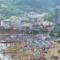 [関東大震災の記憶]津波で船が町に打ち上げられ、山の斜面は崩壊。さらに温泉が噴出した伊豆地方