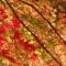 陽光に輝く紅葉 ~河口湖にて~