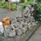 【熊本地震点景】粉々になったブロック塀