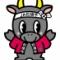 【ニッポンしまじま ゆるキャラ図鑑】 南の島の「ゆんた君」 (石垣島)