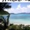 渡嘉敷島 - クジラ海峡・海景色(沖縄・慶良間諸島)