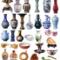 花瓶のひび割れの修復