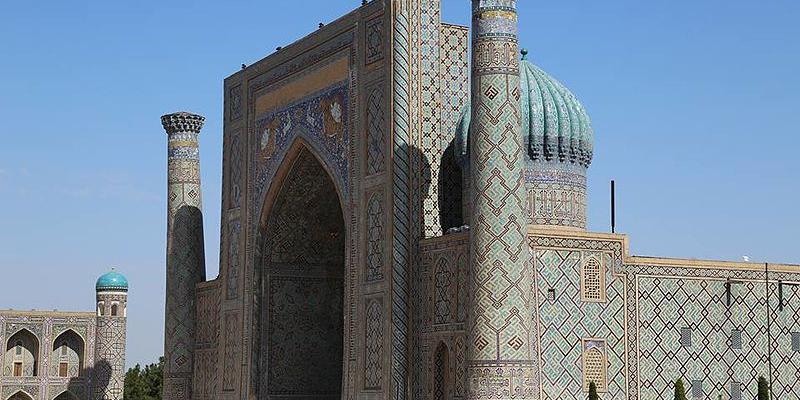 【妄想世界一周 Vol.8】イスラム建築が美しい、サマルカンドへ