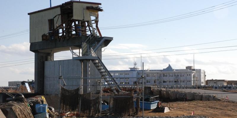 【遺構と記憶】気仙沼向洋高校に刻まれた津波の記憶