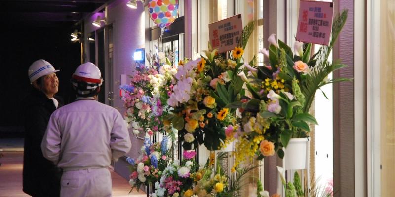 【キャッセン大船渡】オープン前の開店