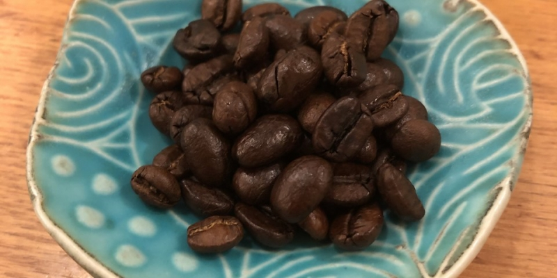 水出しコーヒーを作ってみた!