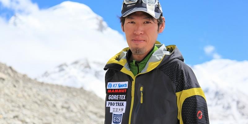 【シリーズ・この人に聞く!第91回】日本人初8000m峰全14座完全登頂を遂げたプロ登山家 竹内洋岳さん