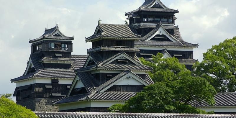 くまもと復興のシンボル!「熊本城」に行ってきたモン!(●゚(エ)゚●)