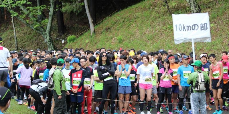 掛川・新茶マラソンに参加しました♪