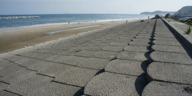 永崎海岸で出会った5人の若者