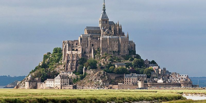 【妄想世界一周 Vol.10】ヨーロッパにある驚異の修道院、モン・サン・ミッシェル