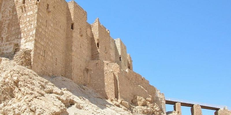 【世界一周の旅 Vol.31】かけがえのない人類の遺産、シリアのパルミラ遺跡