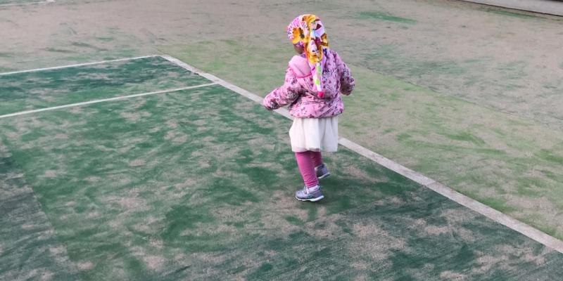 サッカー教室に通い始めた長女に学んでほしいこと