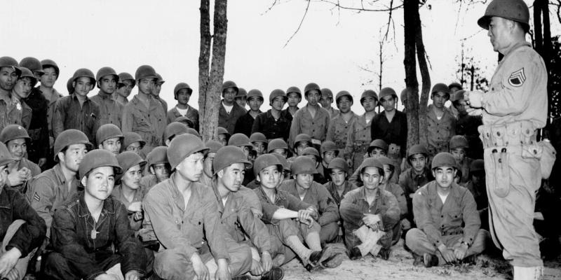 アメリカ合衆国陸軍第442連隊(日系人部隊)の覚書