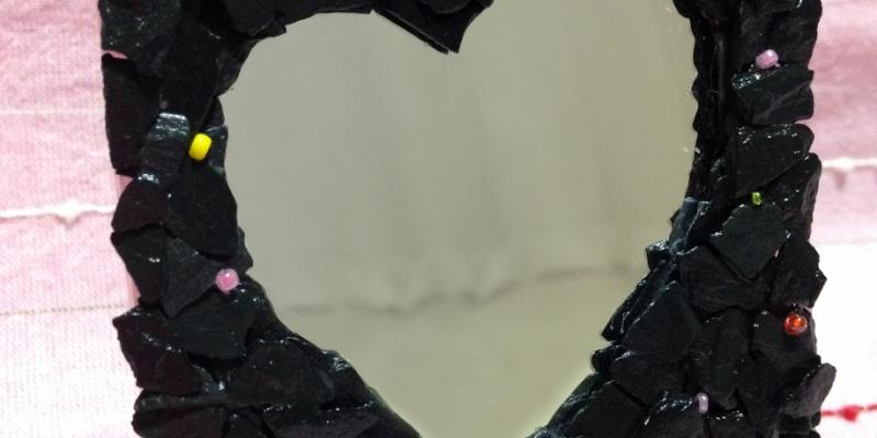 さぶの嫁です。残りの雄勝石で作ってみました!