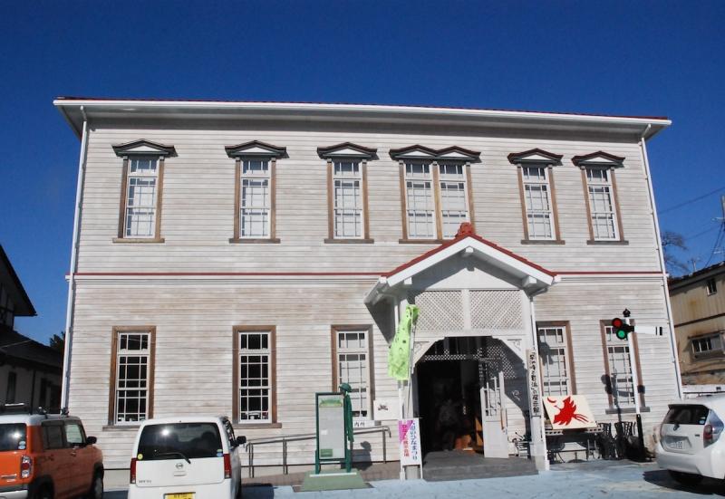 早池峰(はやちね)と賢治の展示館(旧・稗貫郡役所)
