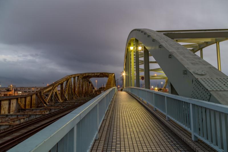 瑞穂橋の雰囲気