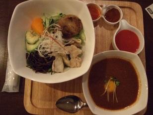 網走で食べたスープカレー