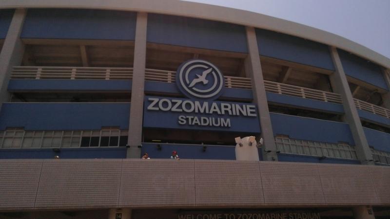 ここに来るのは3回目。普段あまり訪れることがない球場ということで、やはりわくわくします。