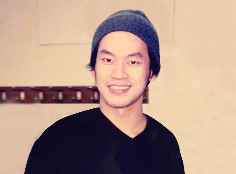 日本の大学を卒業しNYで過ごしていた頃。