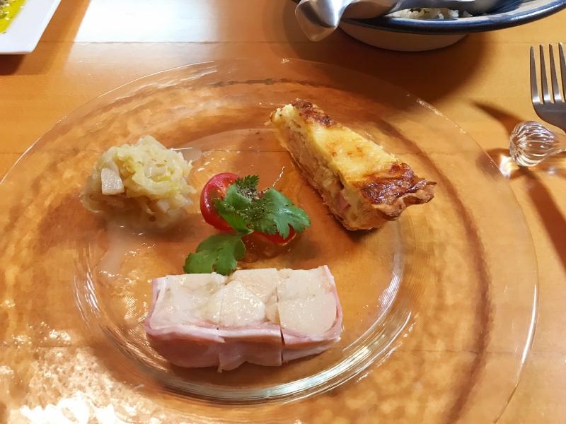 こちらは沼津のフランス料理店「OPERA」さん