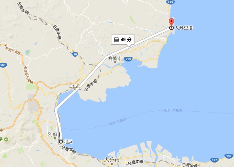4日目(バスの移動区間)