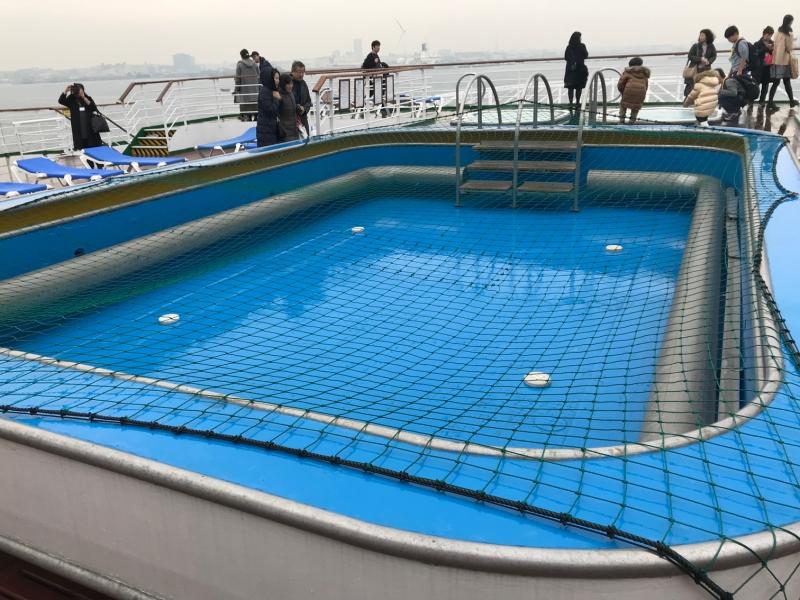 プールもありました。違う場所にはもっと深いプールもありです。