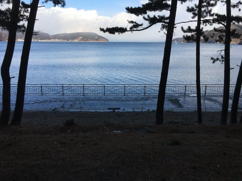 根浜海水浴場