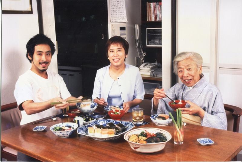 料理一家で育った(20代の頃)