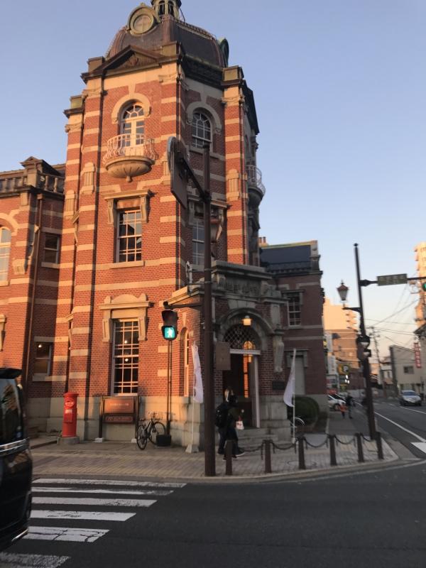 重要文化財「岩手銀行(旧盛岡銀行)旧本店本館