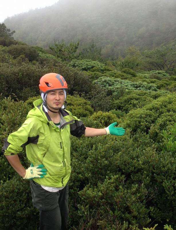 大学院卒業後2年間はフリーター生活をしながらハエトリグモの研究を続けた。