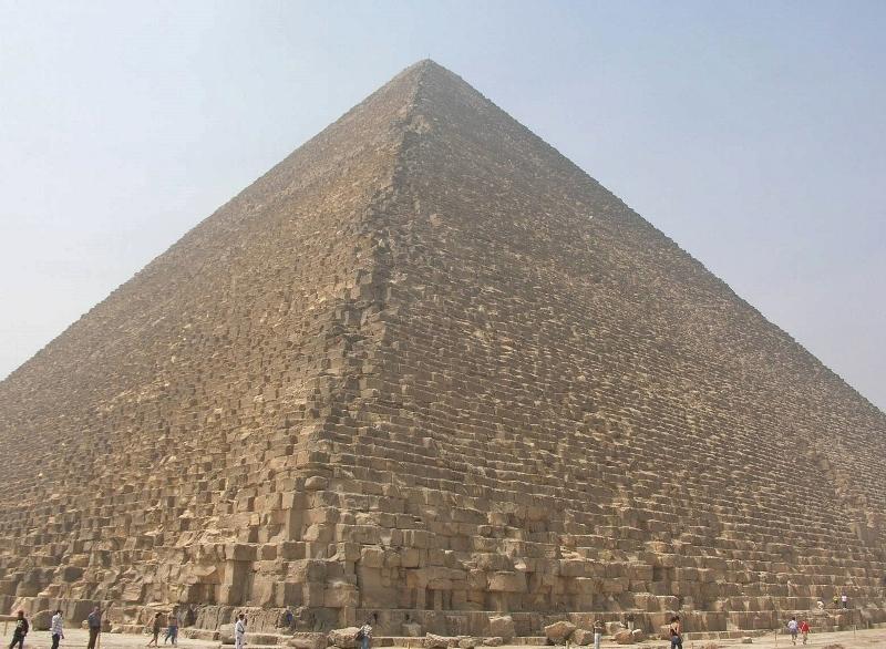 クフ王の大ピラミッド