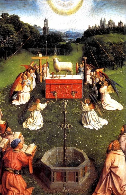 ヤン・ファン・エイク『ヘントの祭壇画』