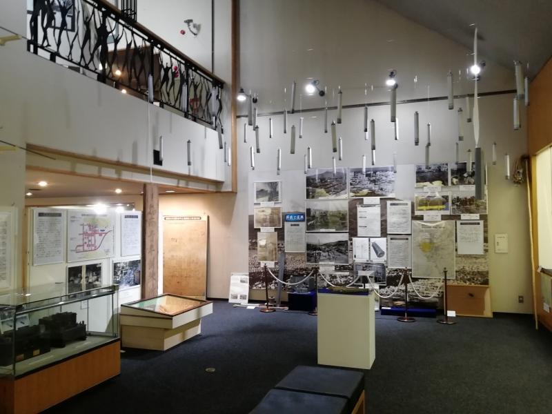 沼津の歴史コーナーの様子(2)