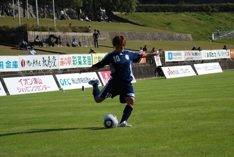 小学1年生からサッカーチームでプレー。ボールを蹴るのが好きでたまらかなかった。