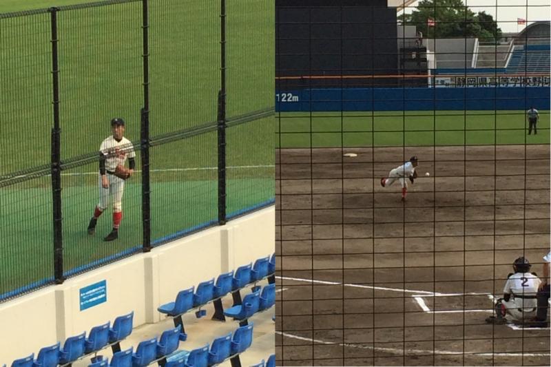 開幕戦に登場、ソフトバンクドラフト2位小澤投手。