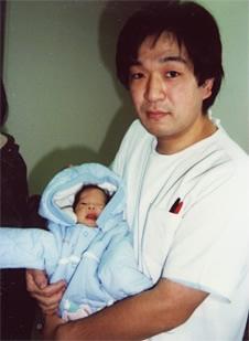 新生児医療フロンティアな時代、寝食忘れて働いていた。(1986年当時)