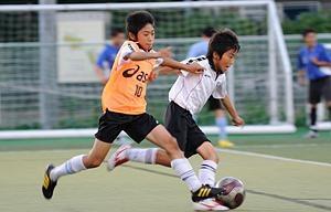 学校の部活動ではなく、ここでサッカーをするのは目指すものが明確だから。子どもたち皆の目標はW杯出場!