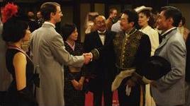 『アメリカ人との交流を促す目的で、1909年日本倶楽部(現日本クラブ)を組織。』(C)2011「TAKAMINE」製作委員会