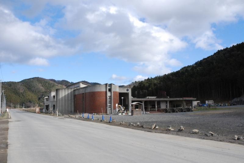 大川小学校2016年1月