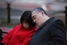 『生きる道を探し求める老人と孫娘の姿は、愛おしく美しい』 (C)2010『春との旅』フィルムパートナーズ/ラテルナ/モンキータウンプロダクション/