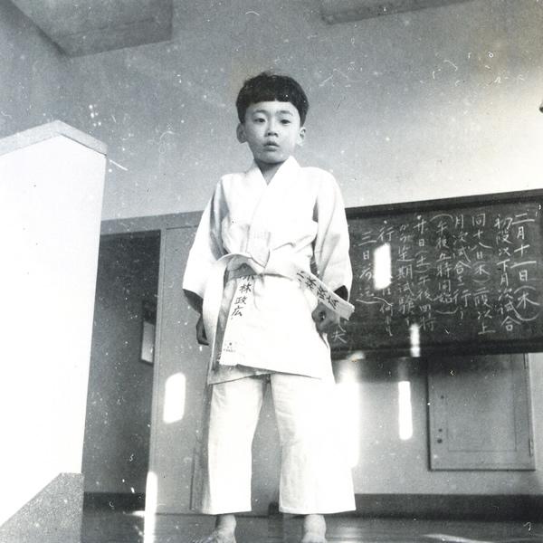 小学3年生のころ、柔道を習わされた