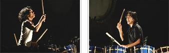 和太鼓と出合った時の衝撃は今でも脳裏に焼き付いている。日本ならではの和楽器の素晴らしさを伝承する役割を担う。