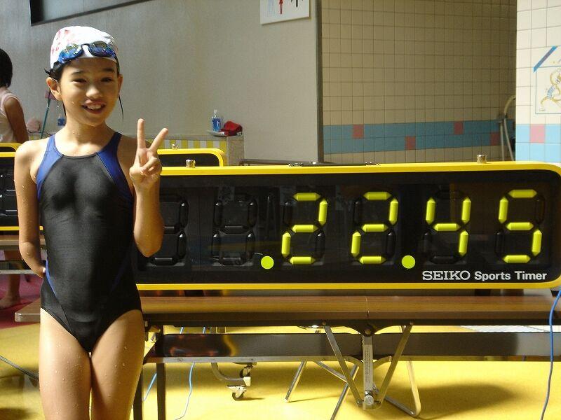 水泳は自信を与えてくれた自分の軸。
