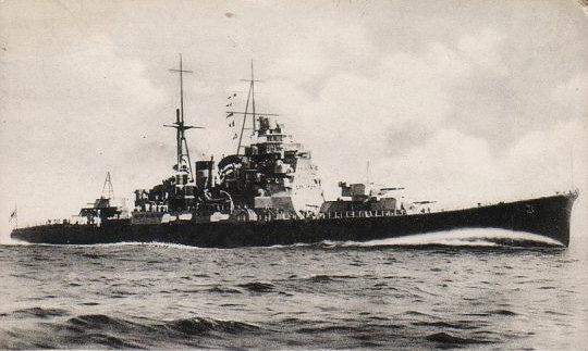 開戦勃発初日に撃沈された重巡「摩耶」