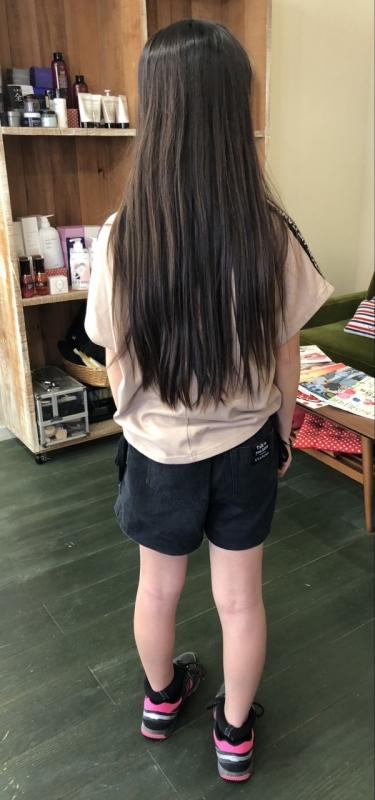 4年生の娘(2021年3月撮影)