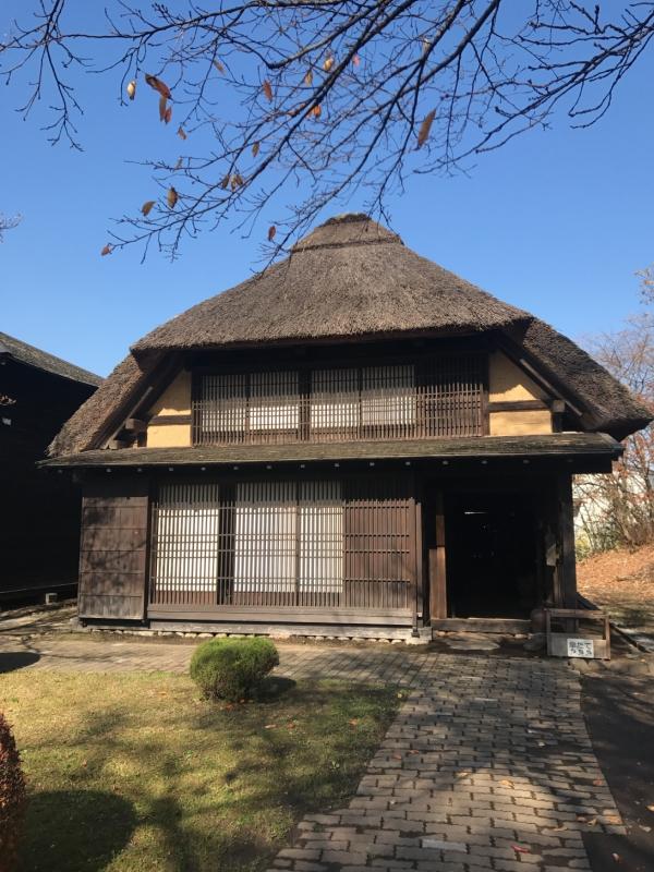 啄木が間借りしていた旧斎藤家