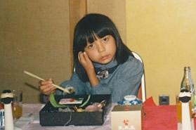 片耳が聴こえなくなり笑顔の少ない小学4~5年生の頃。