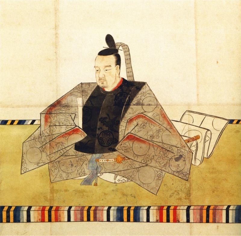 徳川家斉像(作者は狩野養信か)